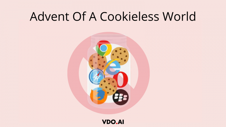 Advent of a cookieless world
