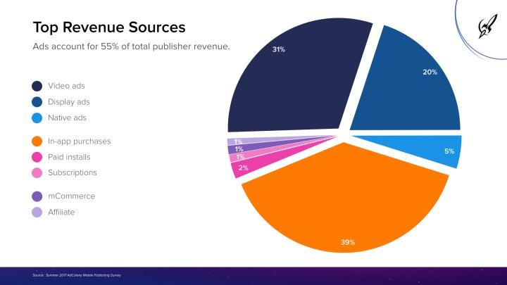 Revenues and Website Monetization