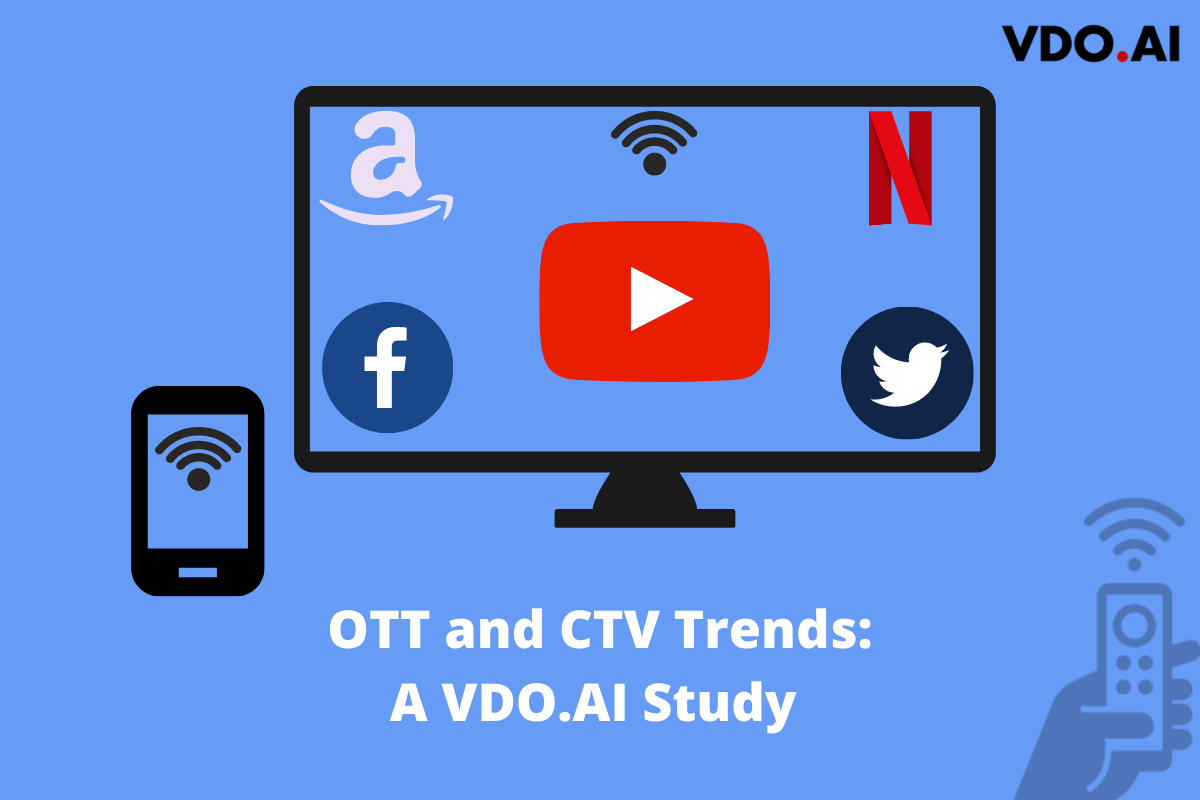 OTT and CTV Trends: a VDO.AI Study