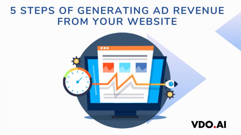 Generating Ad Revenue | VDO.AI