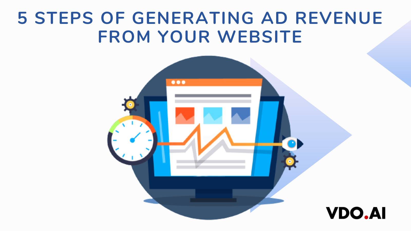 Generating Ad Revenue | VDO.AI