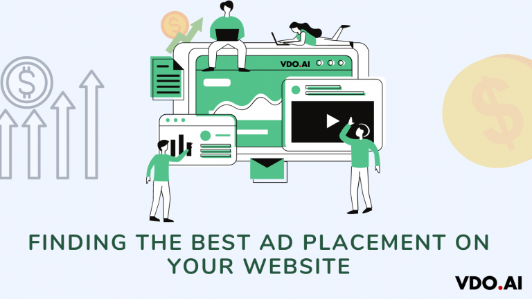 Ad Placement on your website