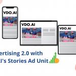 Monetize your website with VDO.AI