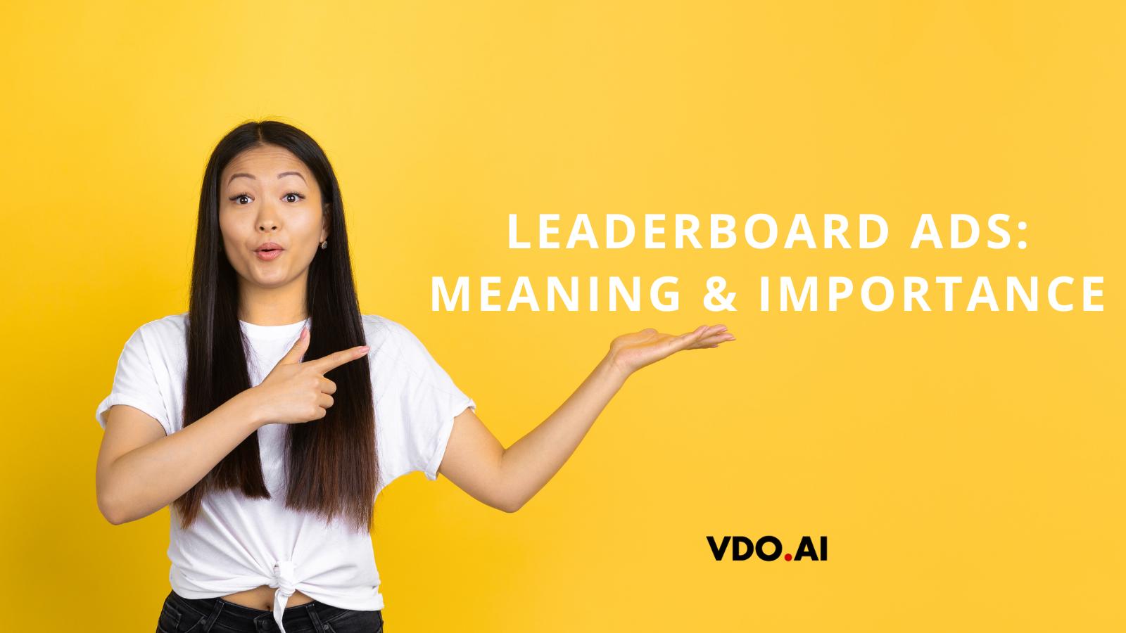 Leaderboard Ads
