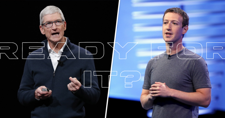 Apple VS Facebook | VDO.AI